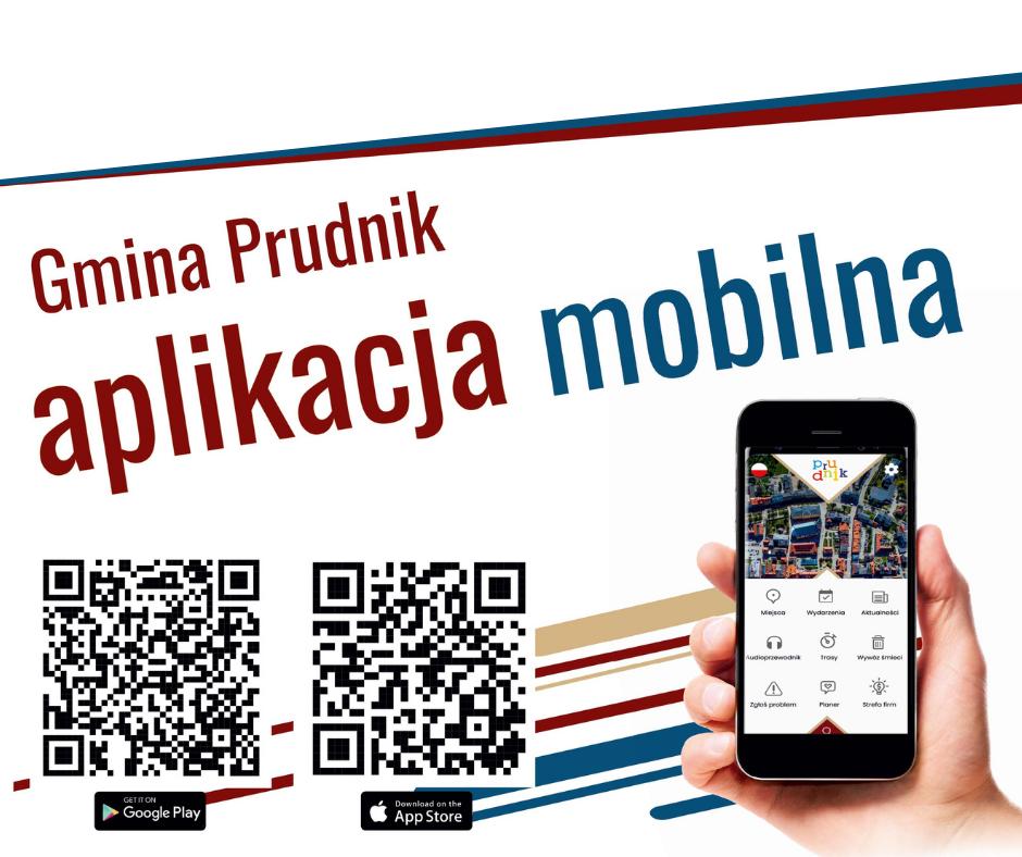 Aplikacja mobilna Gminy Prudnik