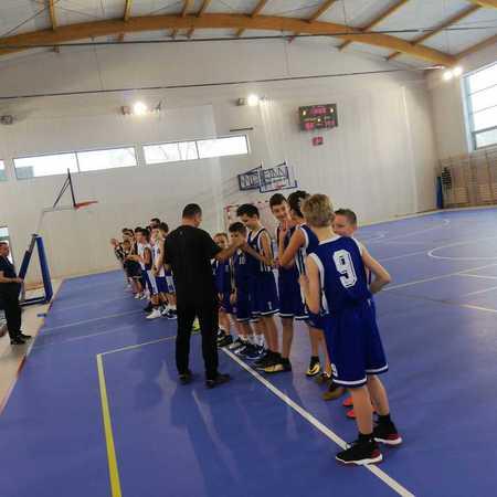 Galeria Mini Koszykówka Zawody Gminne