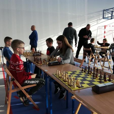 Turniej szachowy - Ferie z OSiR Prudnik 2019