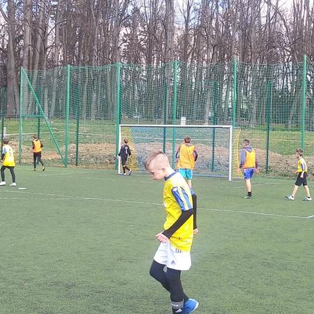 Galeria Piłka Nożna Chłopców Młodszych Gmina