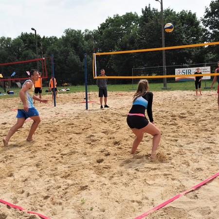 Galeria Dni Prudnika z OSiR Prudnik - turniej siatkówki plażowej