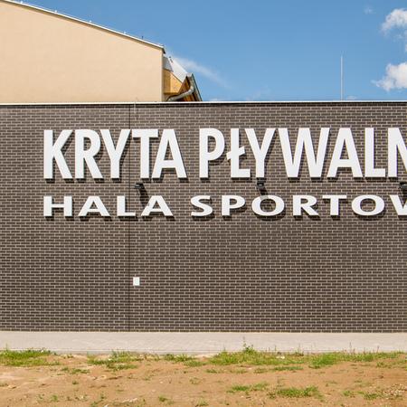 """Galeria Basen kryty w kompleksie sportowym """"Sójka"""""""