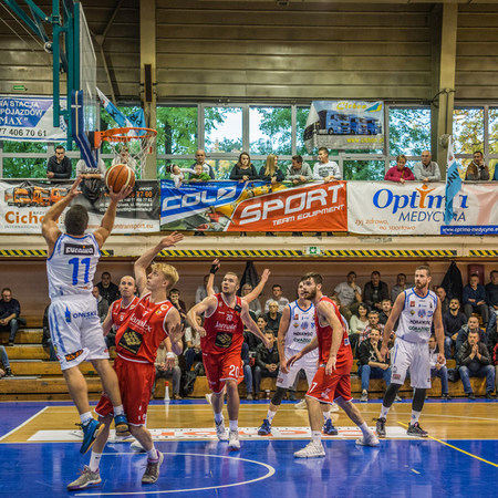 Galeria Hala sportowa OSiR przy ul. Łuczniczej